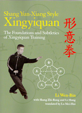 Xing Yi Five Element Kung Fu
