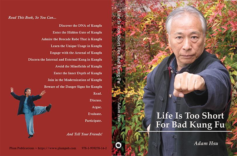 Adam Hsu Kung Fu