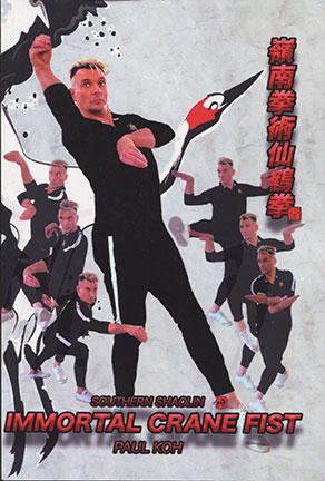 Southern Shaolin Immortal Crane Fist