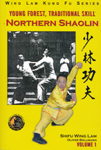 Young Forest, Traditional Skill Northern Shaolin