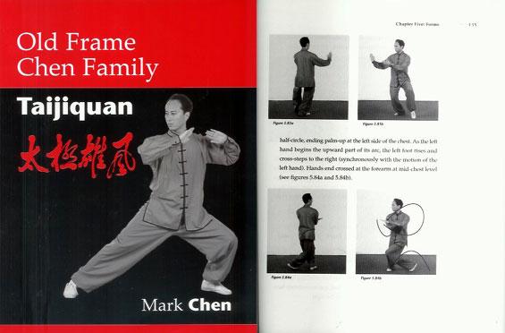 Chen TaiJiQuang. KO001 Old Frame ...