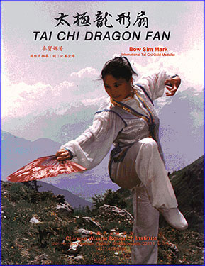 Tai Chi Dragon Fan