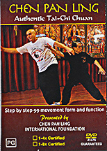 Tai Chi performed Chen Pan Ling style.