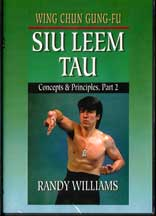randy williams wing chun