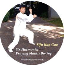Six Harmony Praying Mantis Boxing