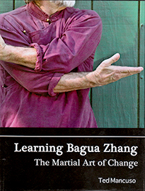 Learning Bagua Zhang: The Martial Art of Change by Ted Mancuso at Plum Publications