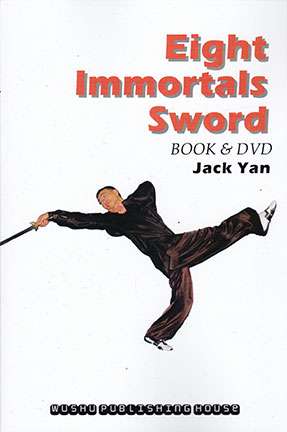 The 8 Immortals Straight Sword of Kung Fu