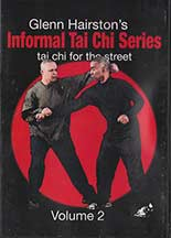 Glenn Hairston' Tai Chi For the Streets DVD at Plumpub.com