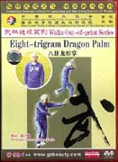 Kung Fu masters Bagua Dragon Palm