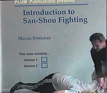 Marcus Brinkman's Bagua San Shou @plumpub.com