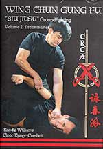 Randy Williams Wing Chun ground fighting @ plumpub.com