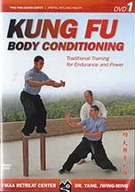 Kung Fu Conditioning @plumpub.com