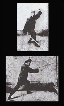 Master Chen Wei Ming showing Tai Chi Sword @ plumpub.com