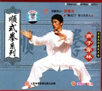 Shun Style Kung Fu Swallow Form