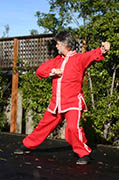 Tan Tui Spring Leg Kung Fu