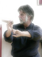 The Kung FU sword with Ted Mancuso