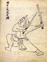 Ancient Kung Fu weapons on plumpub.com