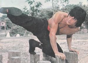 Kicking Kung Fu @ plumpub.com