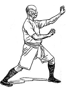 Southern style Tiger Kung Fu @ plumpub.com