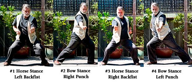 Kung Fu Arrow Punch @plumpub.com