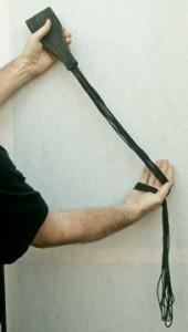 A Kung Fu belt