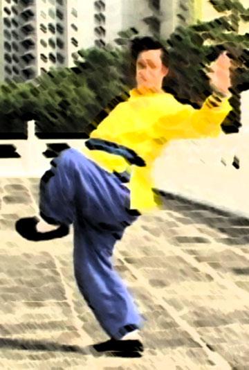 martial balance