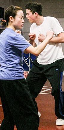 benefits of kung fu